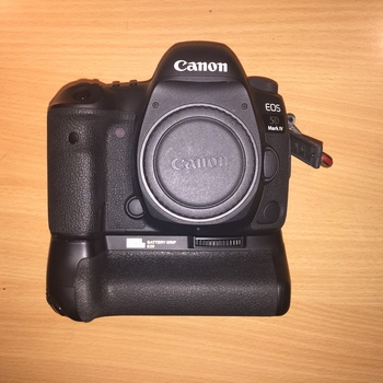 Rent Canon EOS 5D Mark IV Body Only