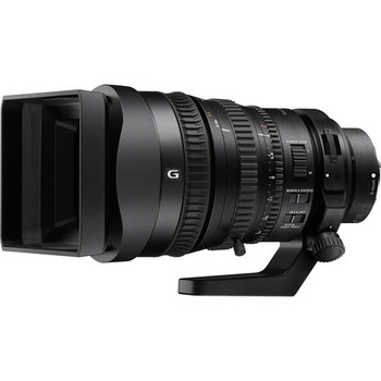 Rent Sony 28mm 135mm f4 Servo Lens