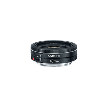Rent Canon EF 40mm f/2.8 STM Lens (Pancake lens)