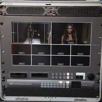 Rent Blackmagic 4K Live Switcher Kit