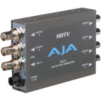 Rent AJA GEN10 HD/SD/AES Sync Generator