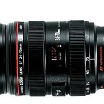 Rent Canon ef 24-70 Series 1