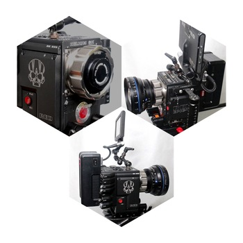 Rent EPIC W & ZEISS CP2 complete camera package