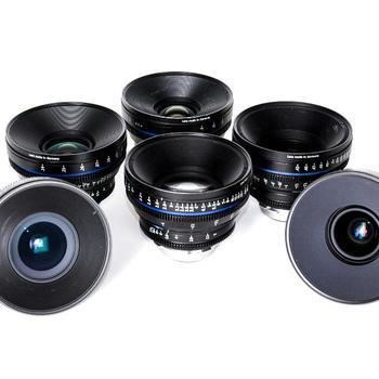 Rent Zeiss CP.2 PL Mount (6 Lens Set)