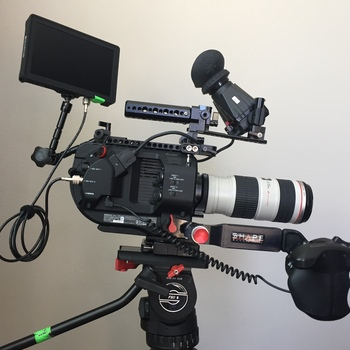 Rent Sony PXW-FS7 4k Camera Kit