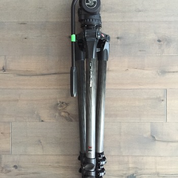 Rent Sachtler FSB 8 Fluid head w/ carbon fiber legs