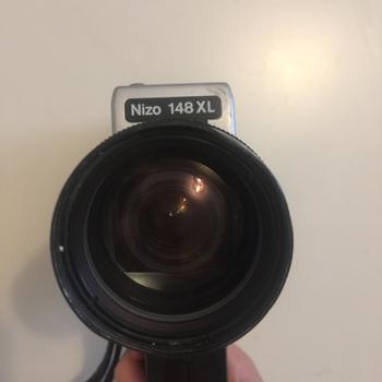 Rent SUPER 8 Camera NIZO 148 XL