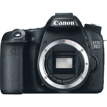 Rent Canon 70D Body + Battery