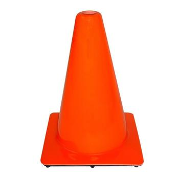 "Rent 12"" Traffic Safety Cones, set of 12"