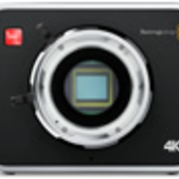 Rent Blackmagic 4K Production Camera