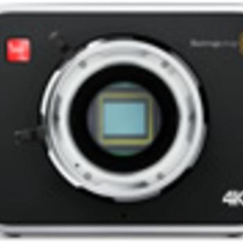 Rent Blackmagic 4K Production Camera