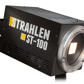 Rent Strahlen ST-100 LED tungsten light with Bowens mount