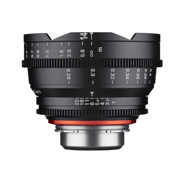 Rent 14mm T3.1 Xeen Prime EF Mount