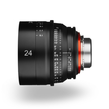 Rent  EF mount 24mm T1.5 Rokinon Xeen Prime Lens