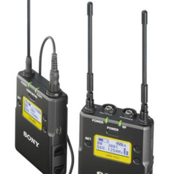 Rent Sony UWP-D11 wireless lav mic system