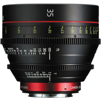 Rent Canon CN-E 35mm T1.5