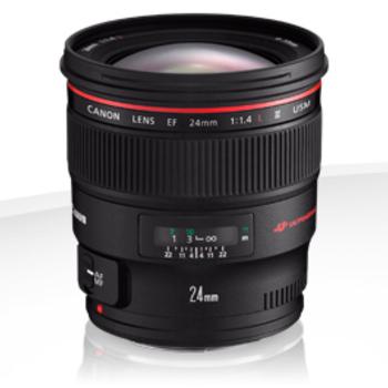 Rent Canon 24/1.4 USM II