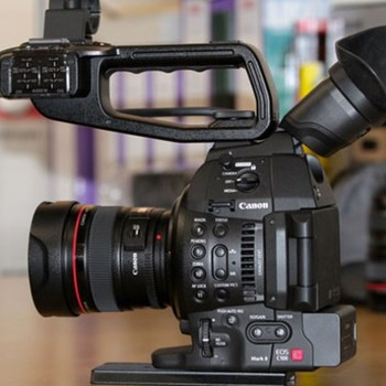 Rent C100 Mark II with 24-105 Canon L lens
