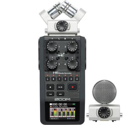 Zoom h6 handy audio recorder 1371134847000 967366