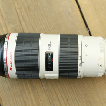 Rent Canon EF 70-200mm f2.8L IS II USM Zoom Lens
