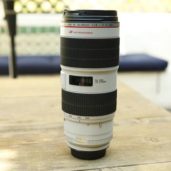 Rent Canon EF 70-200mm f2.8L IS II USM Zoom Lens