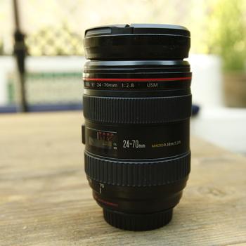 Rent Canon EF 24-70mm f/2.8L I USM Zoom Lens