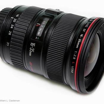 Rent Canon EF 16-35mm f/2.8L USM Ultra Wide Angle Lens