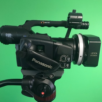 Rent Panasonic AG-DVX100A