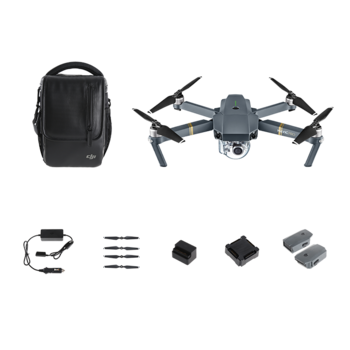Rent Mavic Pro Combo (7 items included)