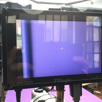 "Rent TvLogic 056wp 5.6"" monitor focus SDI and HDMI"