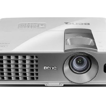 Rent BenQ DLP HD 1080p Projector (W1070) - 3D Home Theater Projector with Lens Shift Technology and RGBRGB Color Wheel