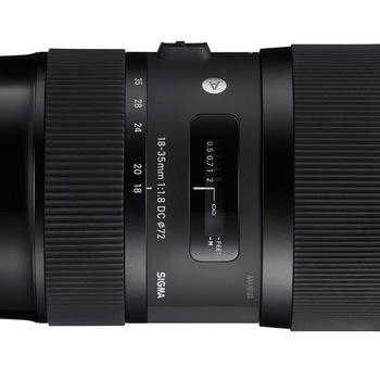 Rent Blackmagic Pocket Cinema Camera + Speedbooster + Sigma 18-35mm f1.8 kit