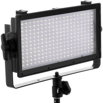 Rent Genaray SpectroLED Essential 240 Bi-Color LED Light with 6' Stand Kit