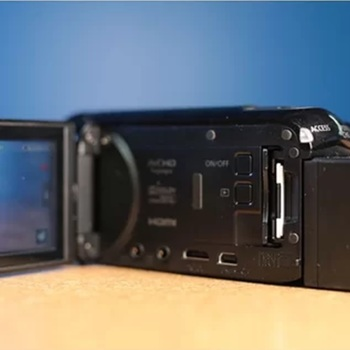 Rent Canon Camcorder - Vixia HF R500