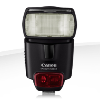 Rent Canon Speedlite 430EX II + Gary Fong Light Sphere - High Availability