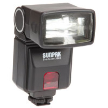 Rent Sunpak DigiFlash 3000 Digital TTL Flash for Nikon DSLR Cameras