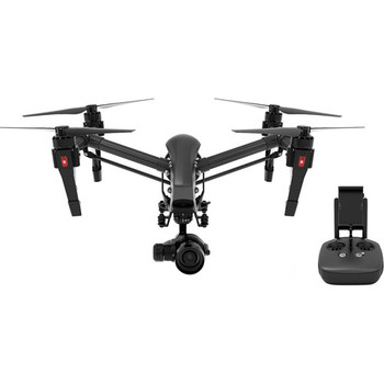 Rent Inspire 1 Raw W/ Complete Lens Kit, Dual Remote and FAA Licensed & Insure Pilot