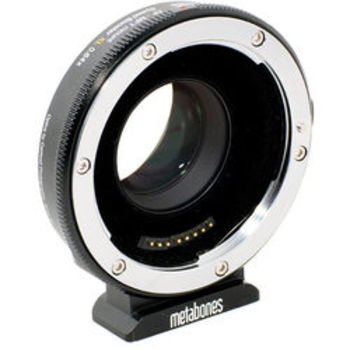Rent Metabones T Speed Booster XL 0.64x Adapter for Full-Frame Canon EF-Mount Lens to Select Micro Four Thirds-Mount Cameras