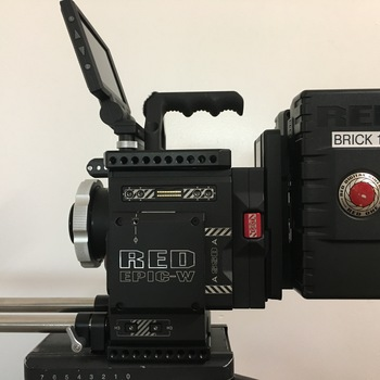 Rent Red Epic W Kit + Power + Display + Media