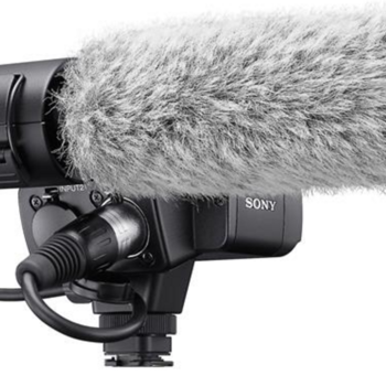 Rent Sony audio module for a7s & a7s ii DSLRs