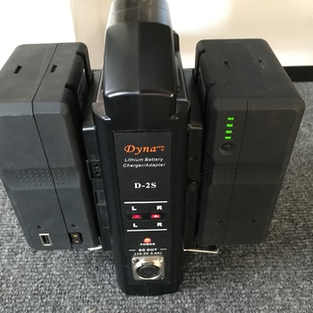 Rent Switronix XP-L130S V Mount Battery Power Package