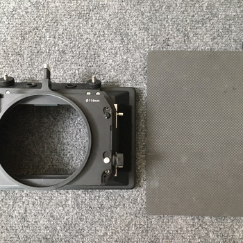 Rent Arri LMB15 3 Stage Clamp On Matte Box Kit (Aftermarket)