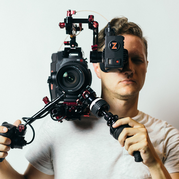 Rent Canon C300 Mark II Shoulder Rig