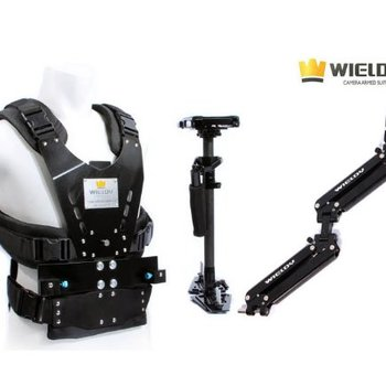 Rent Wieldy Steadicam (up to 16.5 lbs) for DSLRS