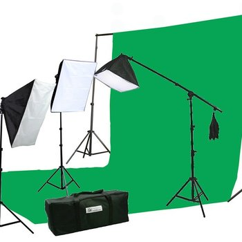Rent White/Green Screen 10'x12'
