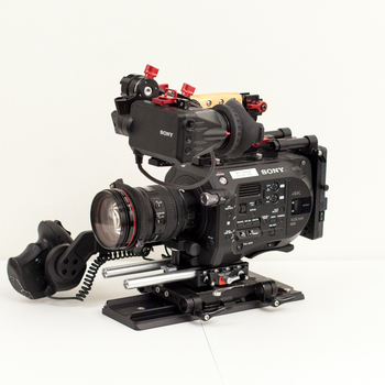 Rent Sony FS7, ready to shoot kit w/ media, batts, metabones, Canon 24-105mm f/4L