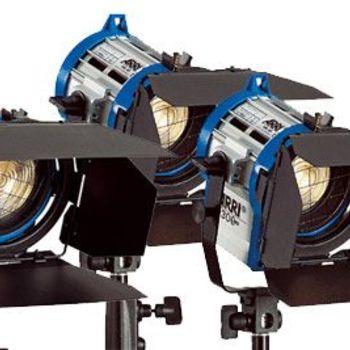 Rent Arri Lighting Kit