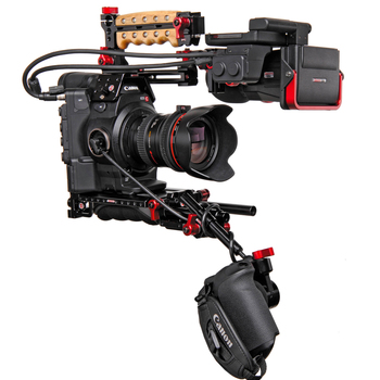 "Rent Complete C300 Dual PIxel AF package, includes 3 Canon ""L""  Series lenses plus more..."