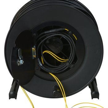 Rent 500 ft. Camplex 2-Channel LC Singlemode Fiber Optic Cable