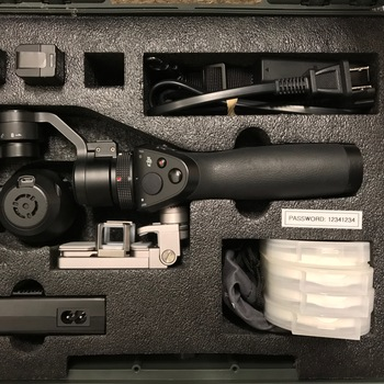 Rent DJI Osmo X3 4K Camera Package